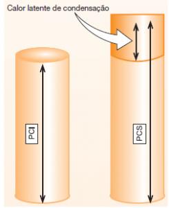Energia PCI e PCS