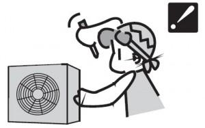Manutenção aparelhos Ar Condicionado