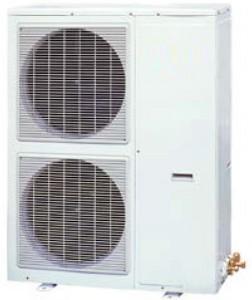 Unidade Exterior Ar Condicionado
